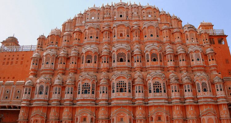 Most Colorful Cities in the World: Jaipur, Rajasthan, India
