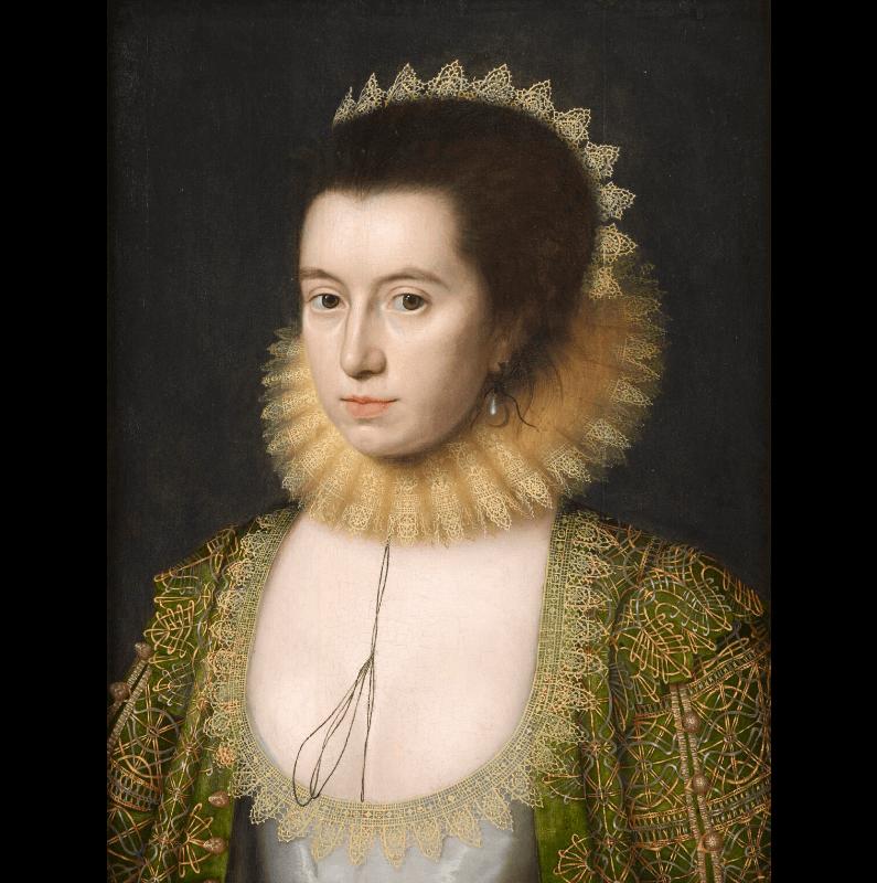 William Larkin, Lady Anne Clifford, Countess of Prembroke