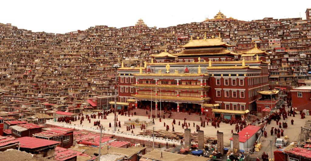 Larung Gar, Tibet.
