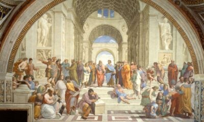 Raphael, The School of Athens cover