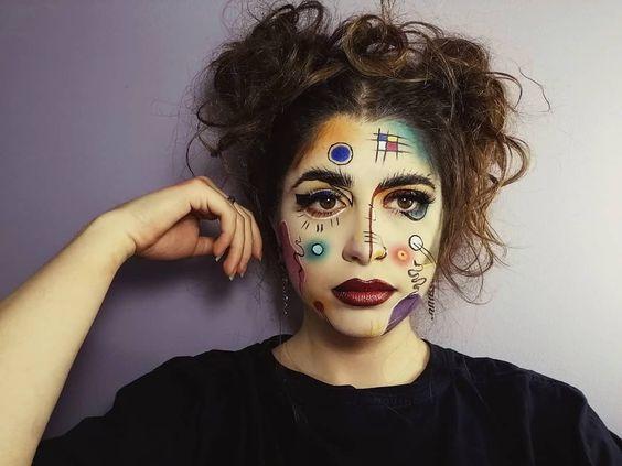Makeup by Lydia Vlachou.
