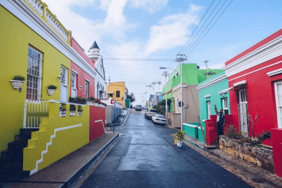 Most Colorful Cities in the World: Bo-Kaap, Cape Town, South Africa