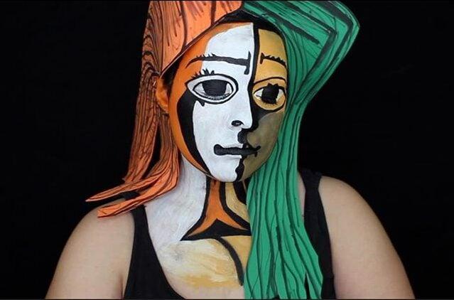 Makeup by Jena Bena.