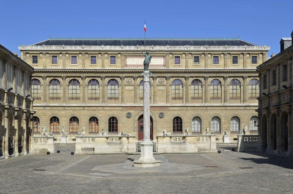 École des Beaux-Arts, Paris