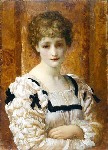 Frederick Leighton, Bianca Dorothy Dene