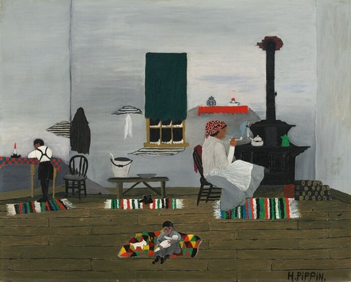 story of Horace Pippin Horace Pippin, School Studies