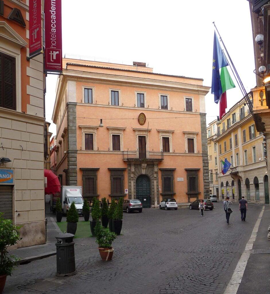 Accademia di San Luca, Rome