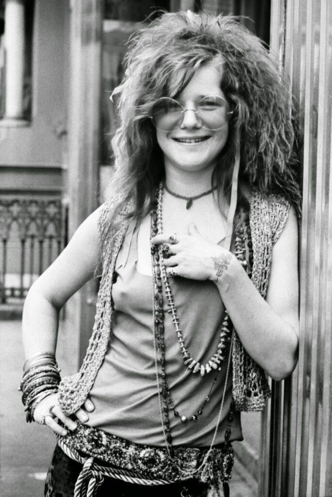 Tattoos history, art & culture: Janis Joplin