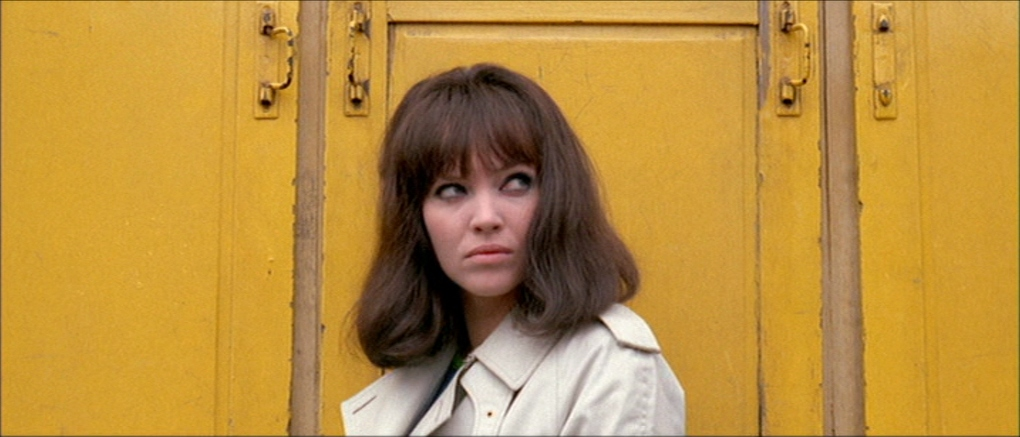 'Muse' in the Arts: Anna Karina in Made in USA