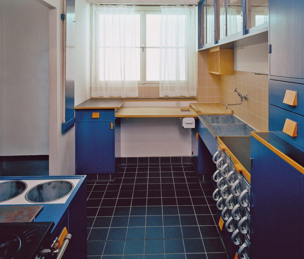 Women Interior Designers Margarete Schutte Lihotzky, The Frankfurt Kitchen, 1926