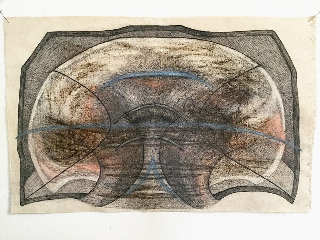 Sara Osebold, History Swills in the Cupped Shell