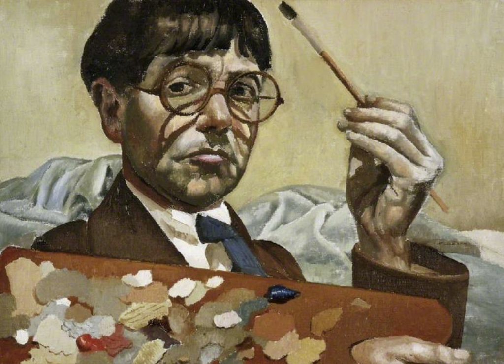 The Fitzwilliam Museum highlights: Stanley Spencer at The Fitzwilliam Museum