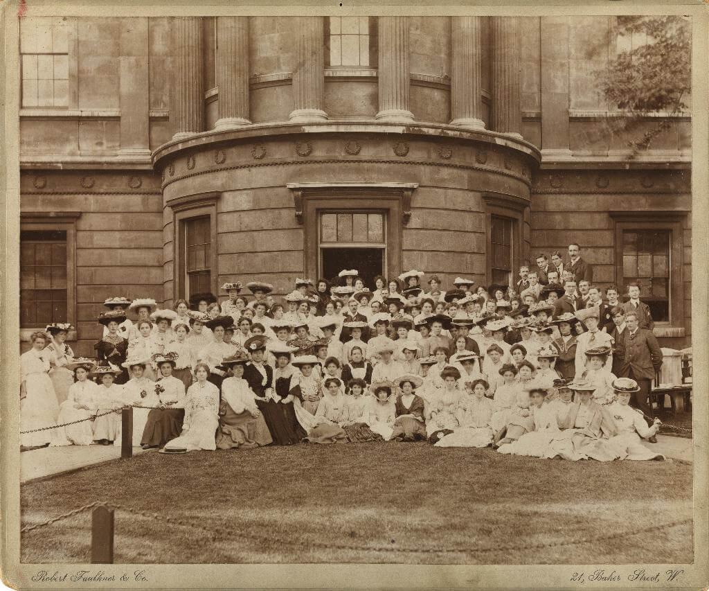 Slade School of Fine Art, 1905