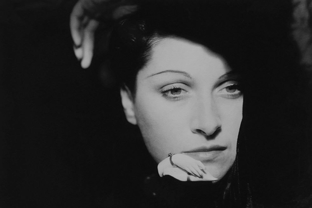 'Muse' in the Arts: Man Ray, Portrait of Dora Maar with little hands muse in art:
