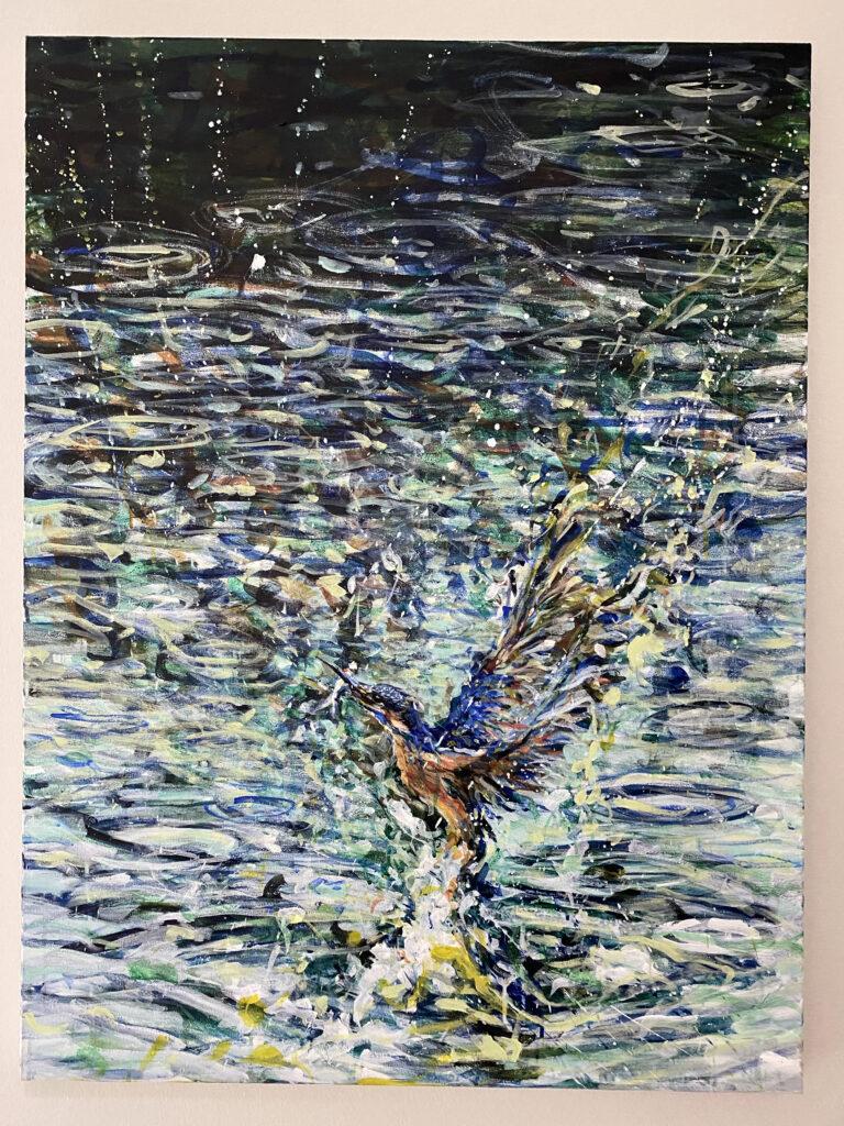 Anita Yan Wong, Kingfisher