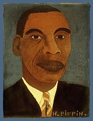 Horace Pippin, Self-portrait II,