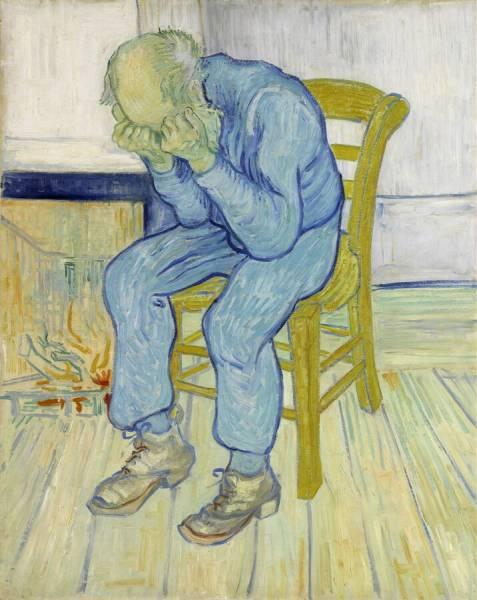 Vincent van Gogh, Sorrowing Old Man
