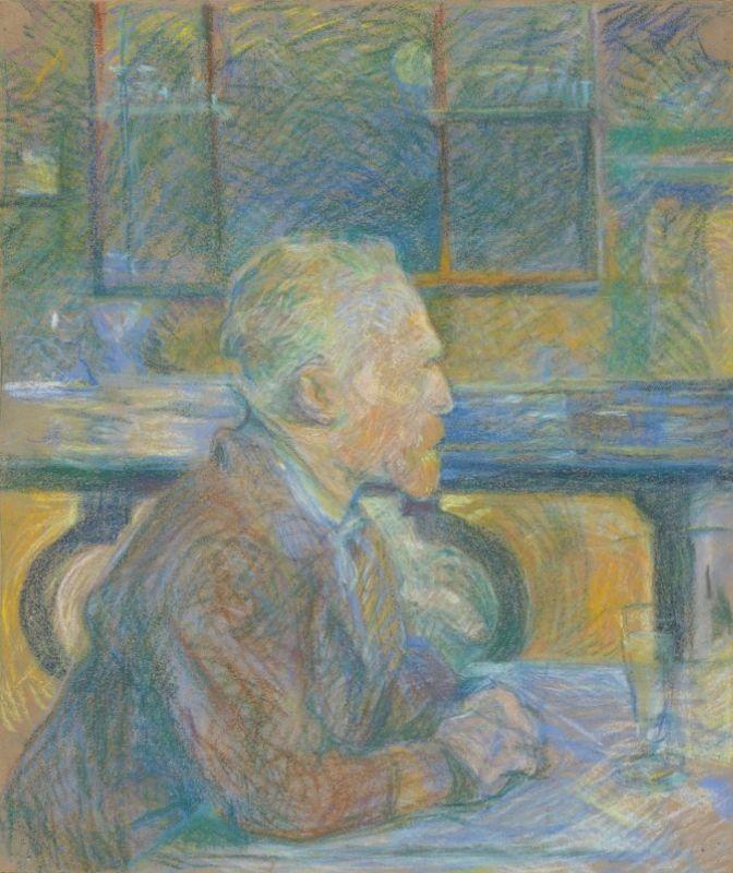 Henri de Toulouse-Lautrec, Vincent van Gogh
