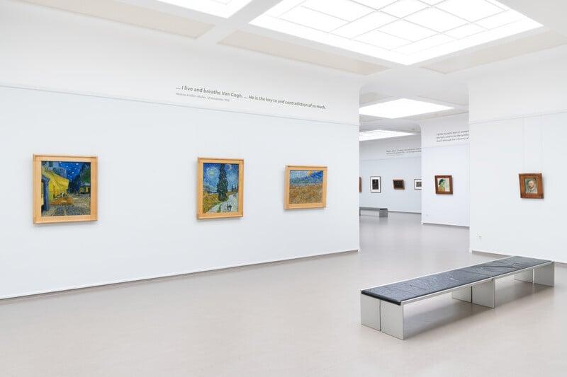Kröller-Müller art museum, Van Gogh gallery