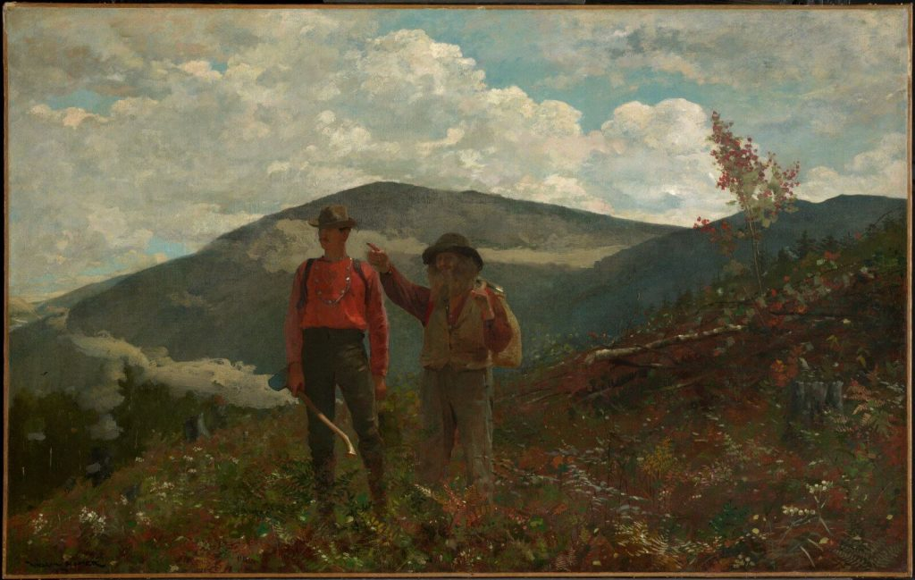 Winslow Homer, Two Guides