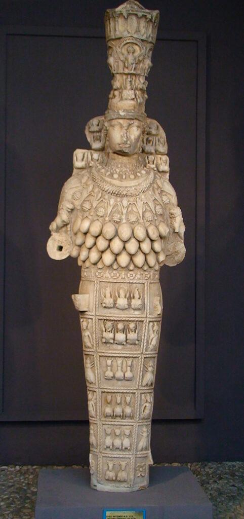 The Best Boobs in Art History: Artemis of Ephesus
