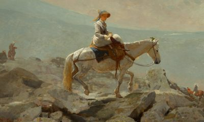 Winslow Homer - The Bridle Path cover