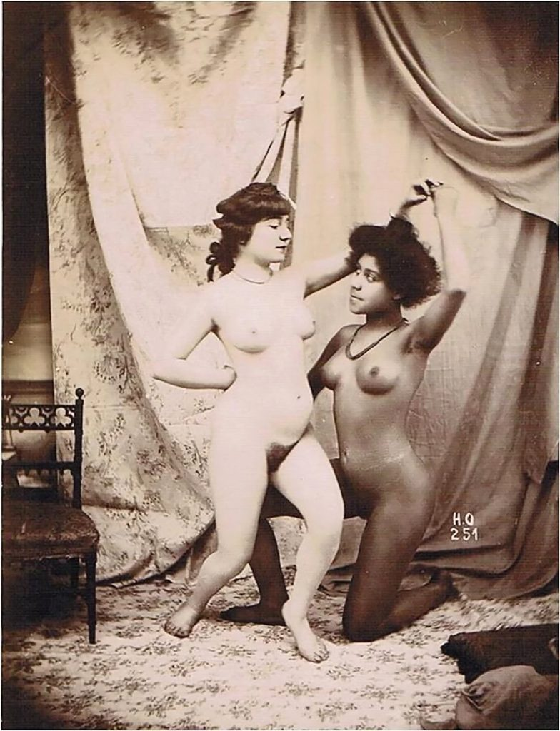 Victorian Erotica, photographer and date unknown