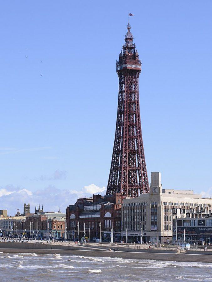 Blackpool Tower, Blackpool, England, UK