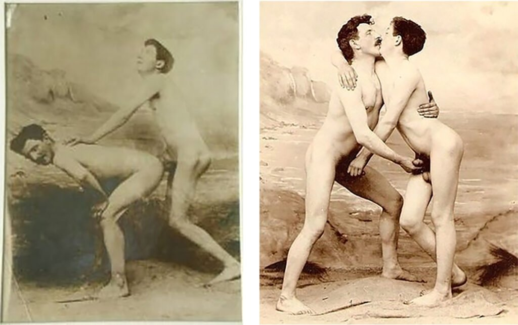 Homosexual Erotica: The Victorians: an Unexpected World of Erotica and Smut