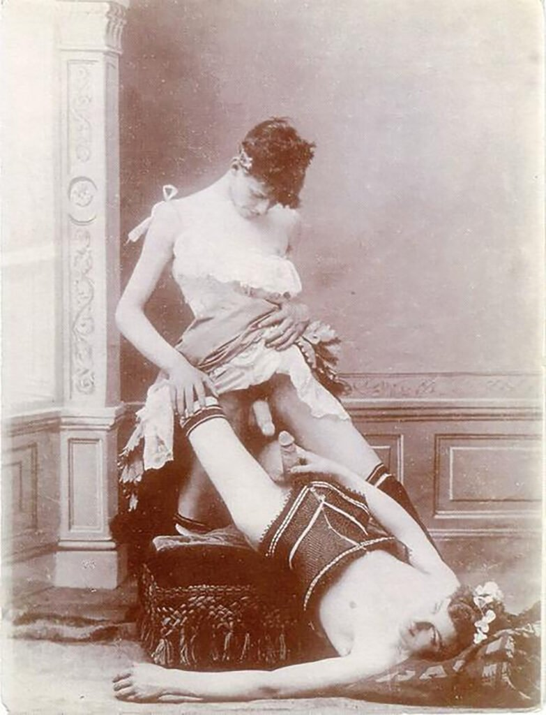 The Victorians: an Unexpected World of Erotica and Smut: Victorian Homosexual Erotica