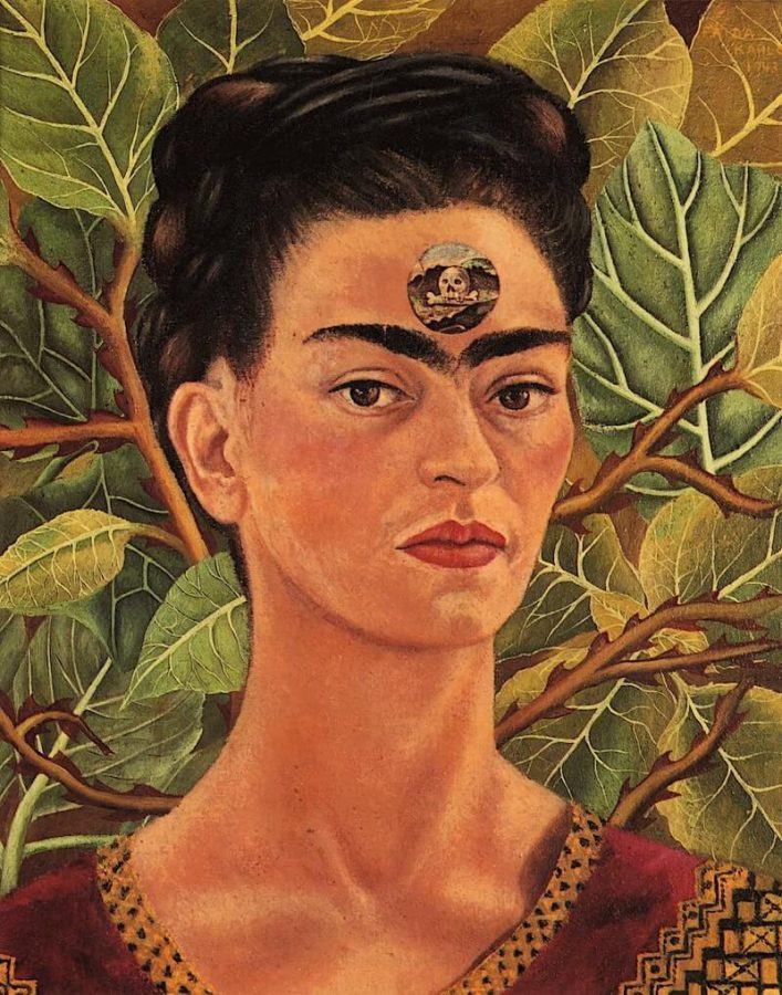Frida Kahlo: the suffering behind her paintings; Frida Kahlo, Thinking About Death,