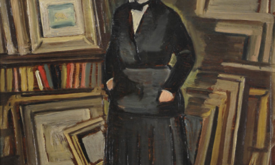 George Kars, Portrait of Berthe Weill, 1933, private collection © Maxime Champion, Delorme & Collin du Bocage