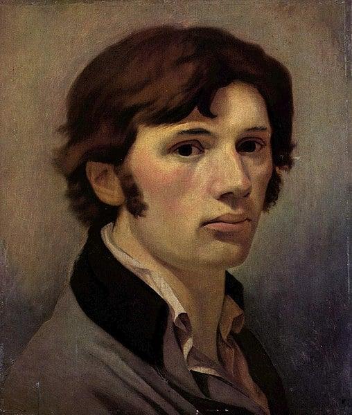 Philipp Otto Runge, Self portrait,