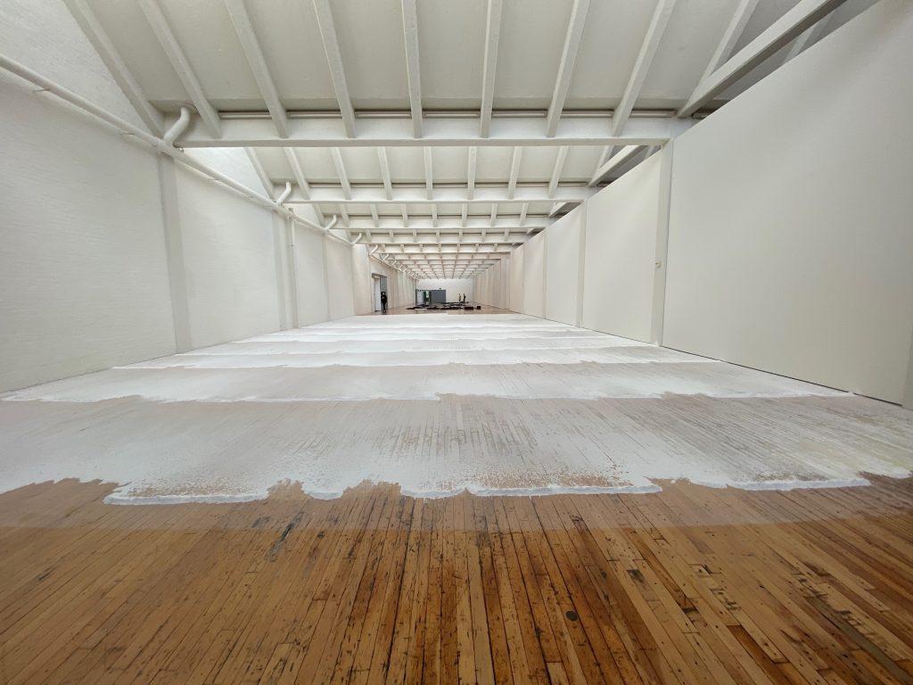 Barry Le Va, Installation View, Dia Beacon, New York, U.S.A.