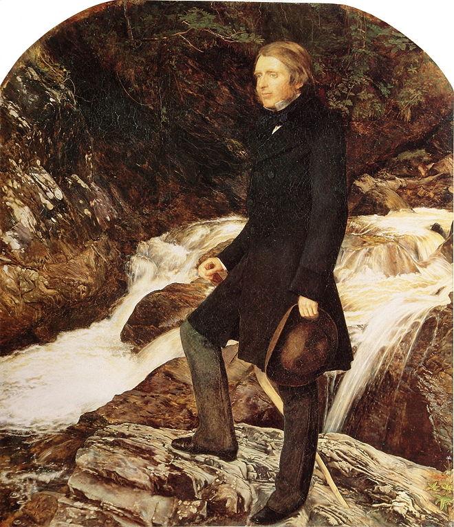 John Everett Millais, John Ruskin,