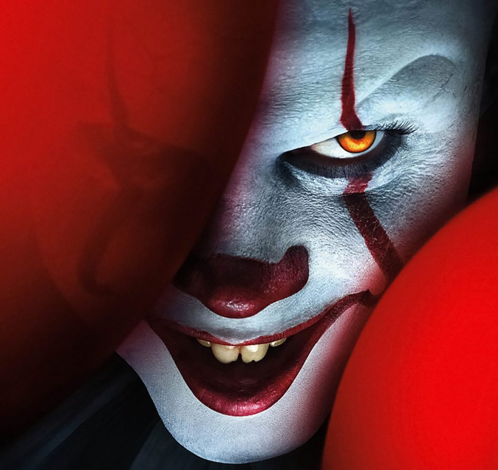 Pennywise the Dancing Clown from Stephen King's IT
