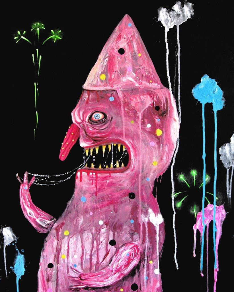 Mia Makila: Bacon Colored Demon