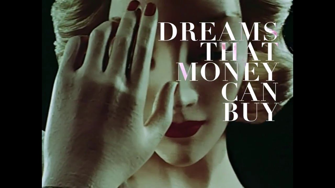 Dreams that money can buy. Source: Youtube.