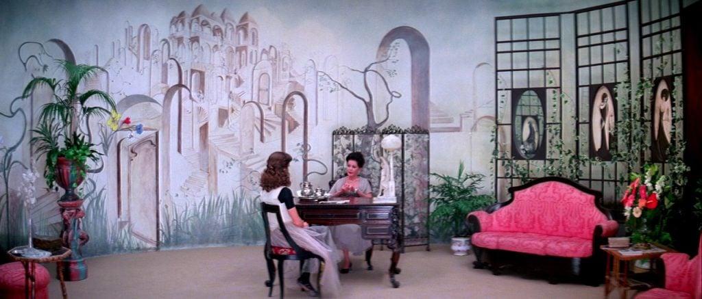 Dario Argento, Suspiria, 1977, Madame Le Blance's studio