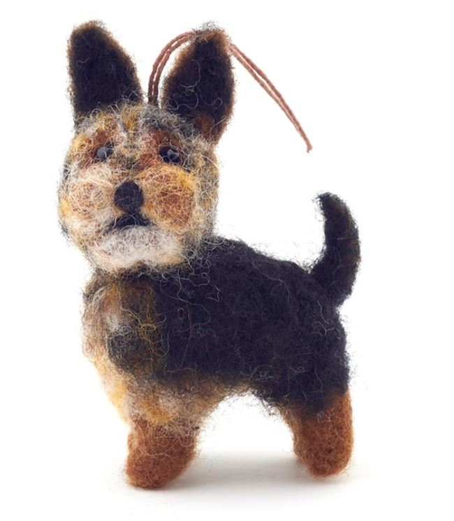Best 2020 Christmas Gifts from Art Museums: Jim the Dog decoration, Victoria & Albert Museum, London