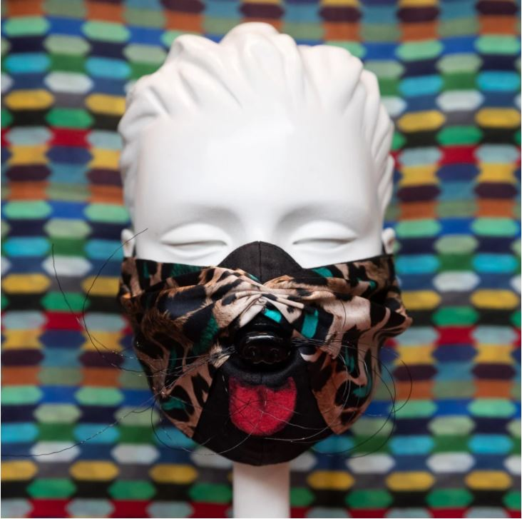 Neil Grigg, face mask, Museum of Contemporary Art Australia, Sydney - Best 2020 Christmas Gifts from Art Museums