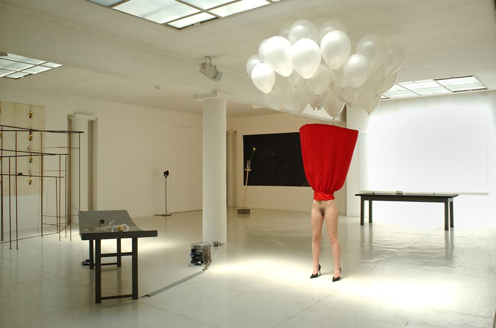 Arte Povera: Pier Paolo Calzolari, Ensemble exhibition, 2016, Paris/London.