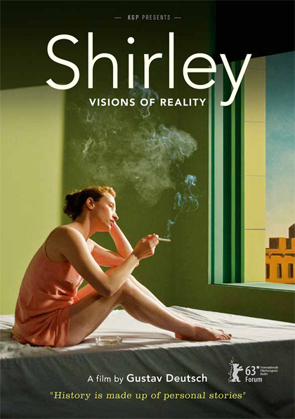 Poster of the movie Shirley: Vision of Reality, by Gustav Deutsch,