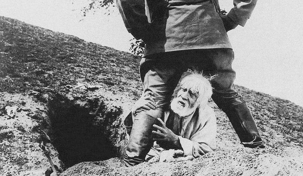 Zvenigora, dir. Alexander Dovzhenko, 1928. Movie still.