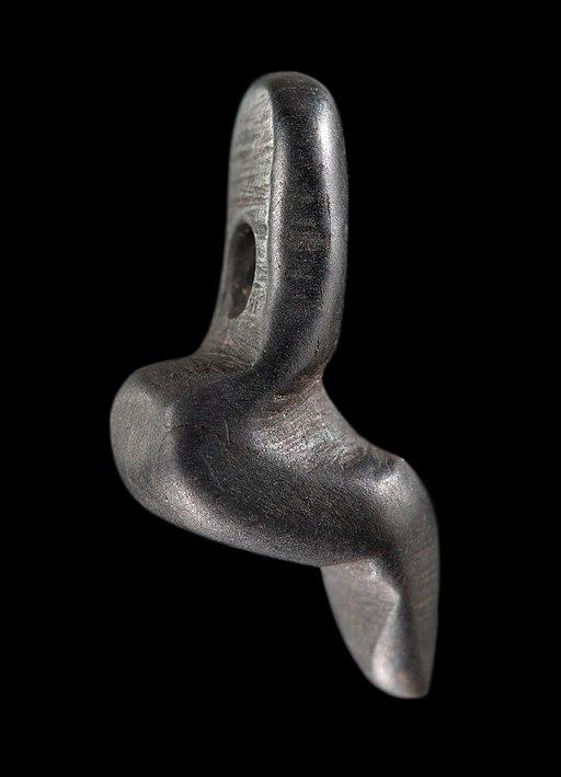 Venus of Monruz, 11,000 BCE,