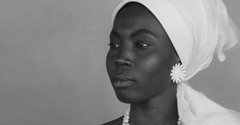 Picture from feature La Noire de ... [Black Girl], dir. Ousmane Sembène,