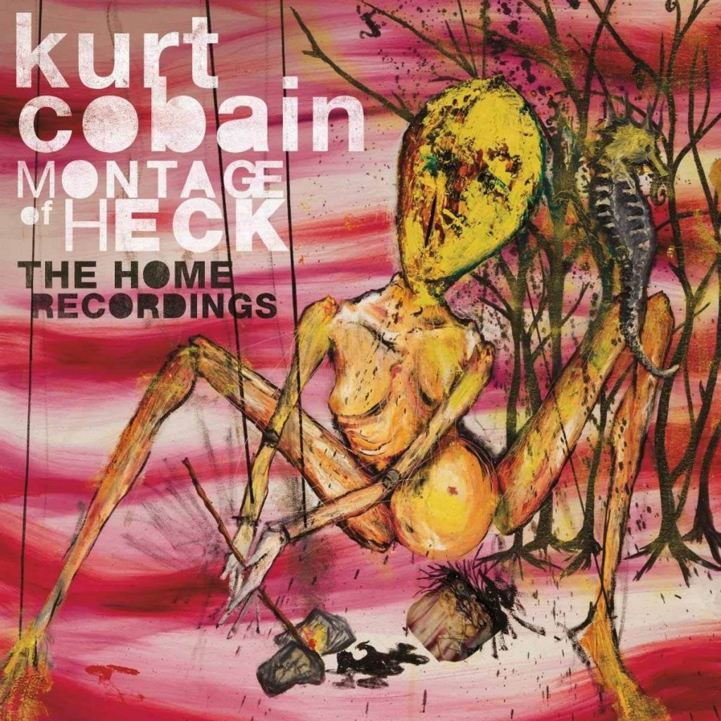 Kurt Cobain, album cover, Montage of Heck