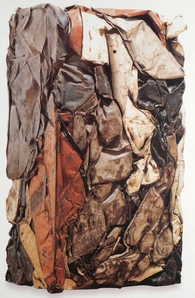 César Baldaccini, Facel Vega, 1962, private collection.