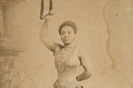 Miss La La, c. 1880, Collection Zimmerli Art Museum at Rutgers University,