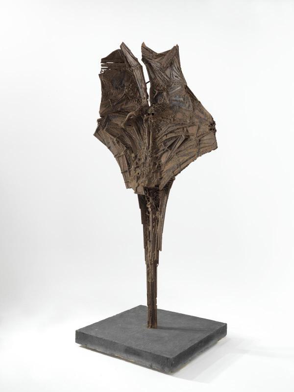 César Baldaccini, Le Diable, 1956, Centre Pompidou, Paris, France.